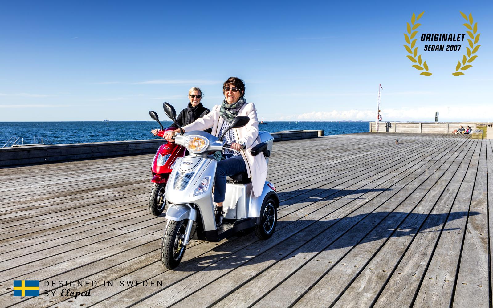 eloped promenadscooter